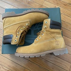 Timberland Rhinebeck Suede Boots Size 7